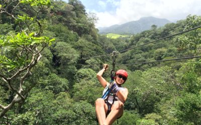 The history of zip-lining