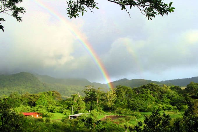 Best time to visit Costa Rica rainy season