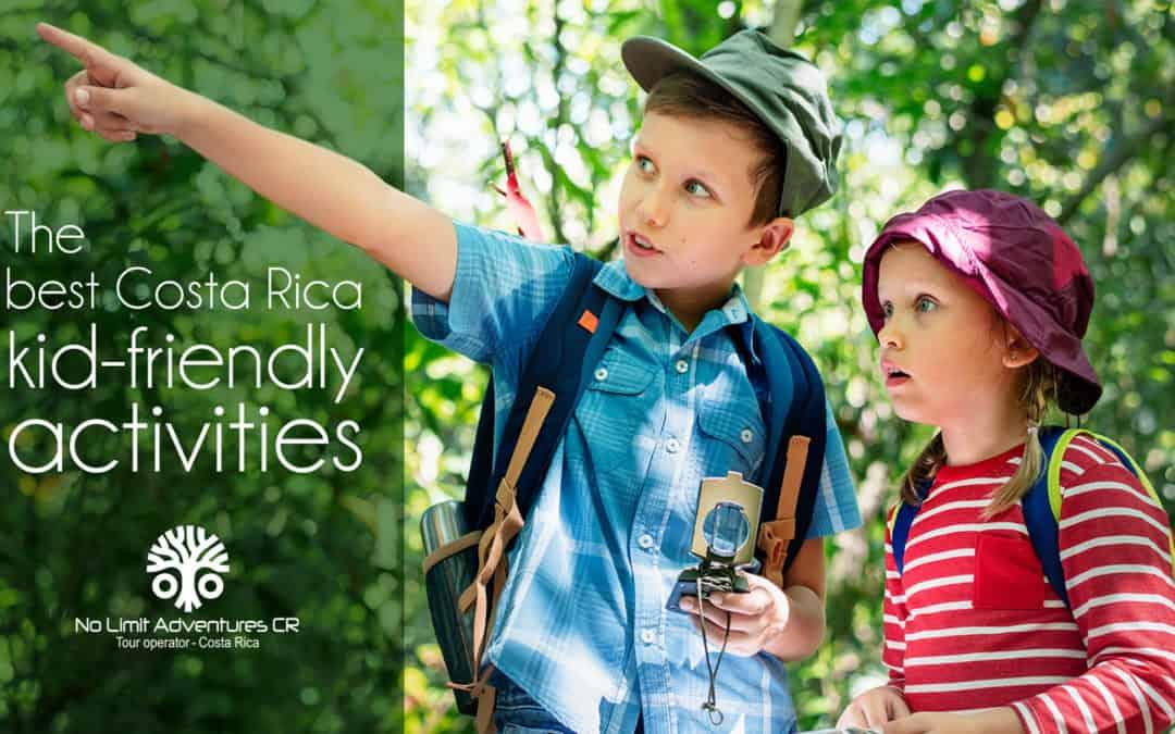 The best Costa Rica kid-friendly activities