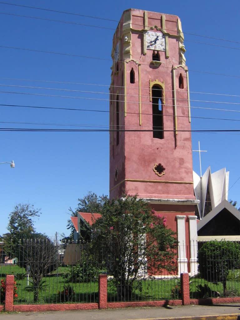 Catholic Church of Santa Cruz Guanacaste