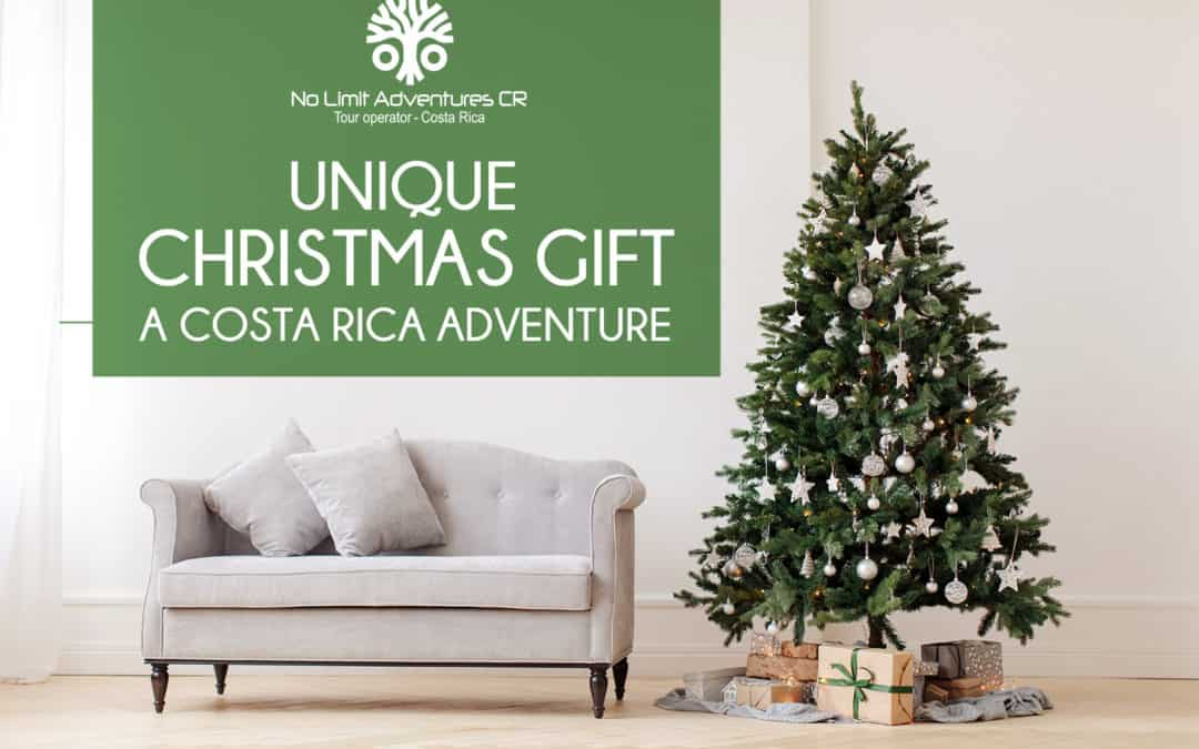 Unique Christmas Gift, a Costa Rica adventure